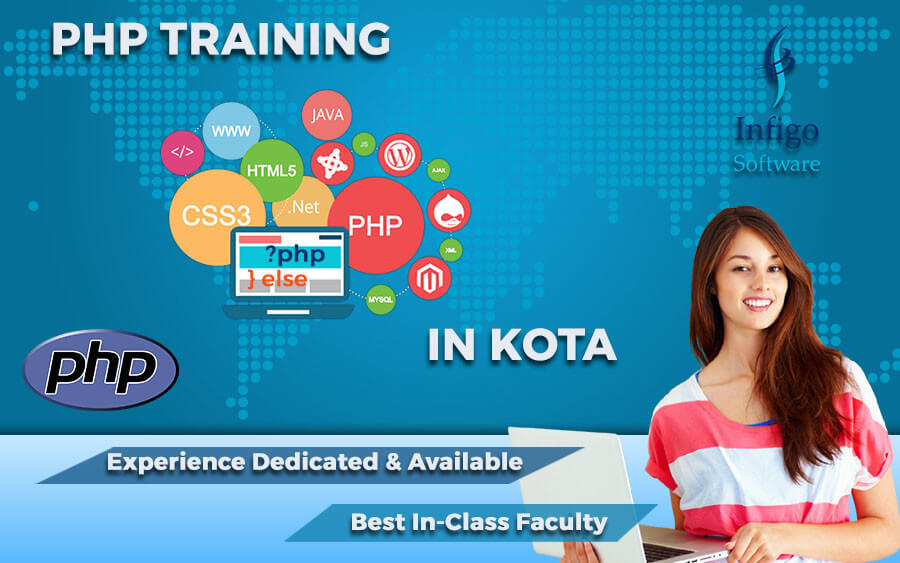 PHP Training in Kota at infigo software