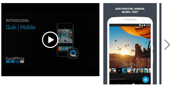 quick video-Video Editor Apps