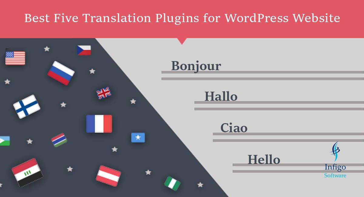 Best Five Translation Plugins for WordPress Website