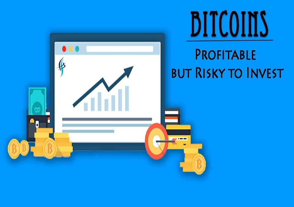 Bitcoins Profitable but Risky to Invest