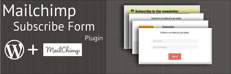 Subscribe Form-Subscribe Plugins